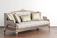 Rivesa Art Deco Koltuk Takimi Couch 1