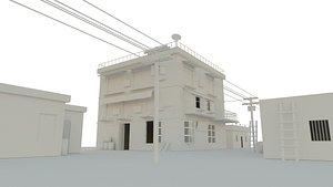 houses interior 3D model