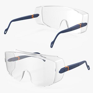 Worker Eyeglass model
