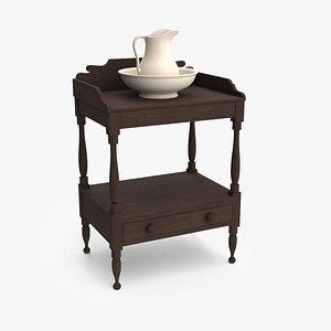 Vintage Washstand model