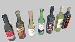 3D Drinks20210916 model