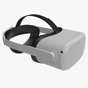 3D Oculus Quest 2 Elite Strap