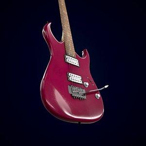 Electric guitar Homage HEG-381 model