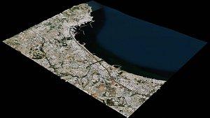 3D Algiers - Algeria