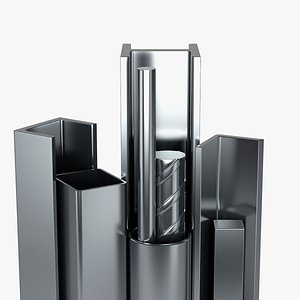 3D profile steel