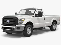 Ford Super Duty 2016 F250 Regular Cab