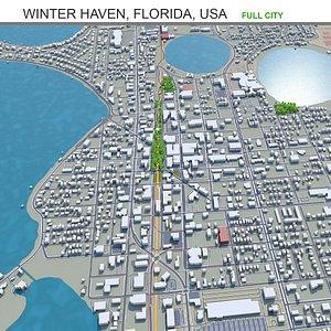 Winter Haven Florida USA 3D model