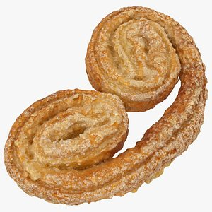 3D model Palmier Cookie