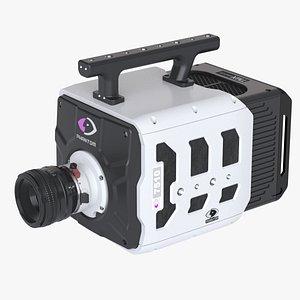 3D Phantom High-speed Camera