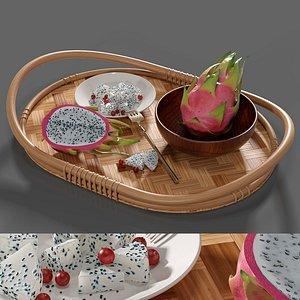 3D model varfint ikea tray pitaya