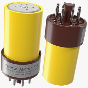 3D Tube Converter Yellow Jackets YJC