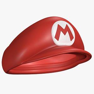 Super Mario Hat 8K model