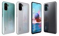 Xiaomi Redmi Note 10 All Colors