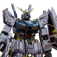 RX-78 NT-1 Gundam Alex
