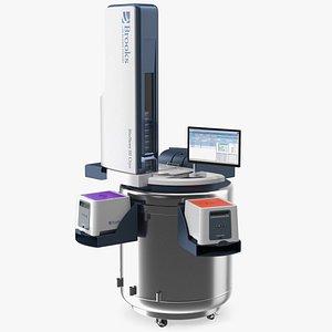 BioStore III Cryo System Automated Storage model