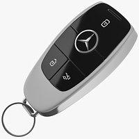 Mercedes Car Key