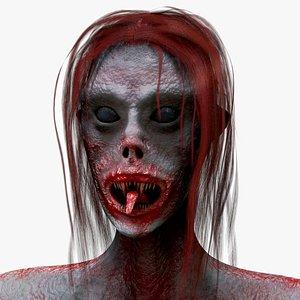 3D Vampire model