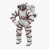 Atmospheric Diving Suit