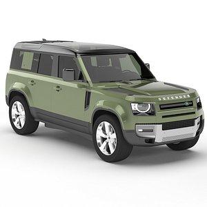 Land Rover Defender 2020 model