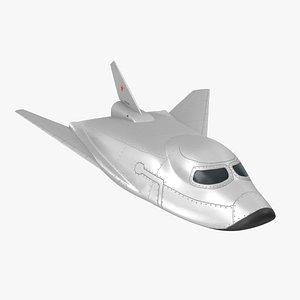 MIG-105 3D