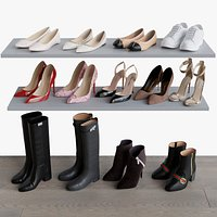Women shoes set 1