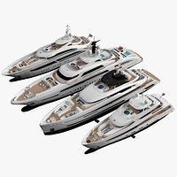 Heesen Yacht Collection 2