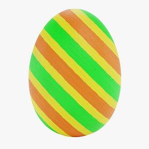 3D easter egg 5 model