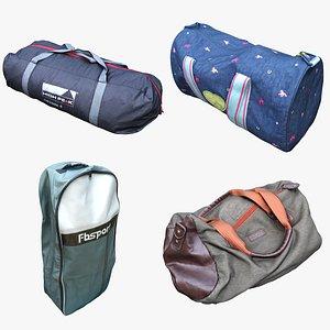 Bag Collection 07 3D