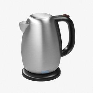 3D kettle electric model