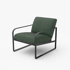 lounge-chair chair 3D