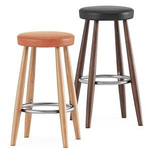 3D ch56 bar stool ch58 model