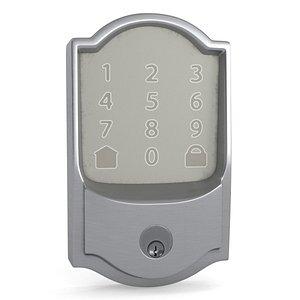 Smart Lock model