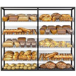 Baking showcase 3D