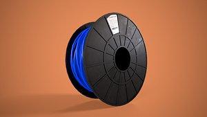 3D Printing Filament 3D model