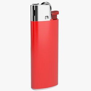 3D model Lighter