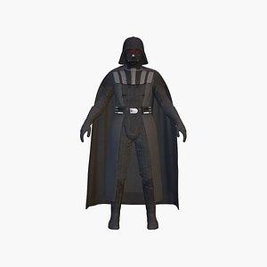 3D Darth Vader