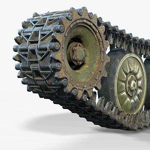 3D ready mt-lb wheels model