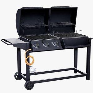 3D grill cattara duet
