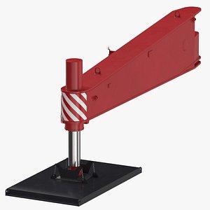 crane outrigger large 04 model