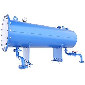 3D tank pressure