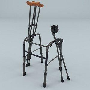 3D mobility aids