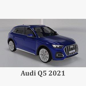 3D Audi Q5 2021
