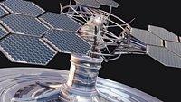 Sci-Fi Solar Installation