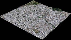 3D Cochabamba - Bolivia