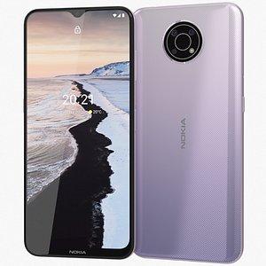Nokia G10 Dusk 3D