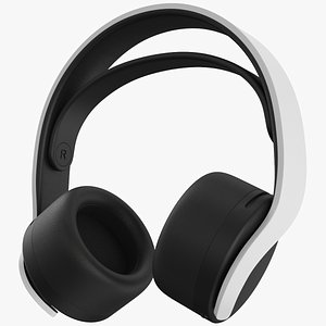 PULSE 3D Wireless Headset PS5 2 3D model