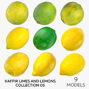 Kaffir Limes and Lemons Collection 05 - 9 models model