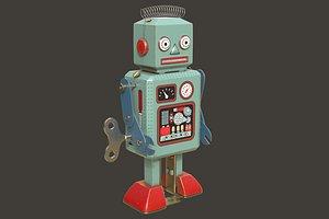 Toy Robot 3D