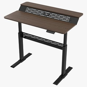 Standing Desk 3D