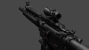 scope 4x 3D
